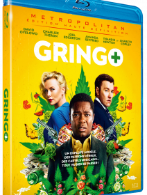 Gringo - le test Blu Ray