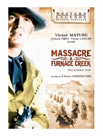 Massacre à Furnace Creek - la critique + le test DVD