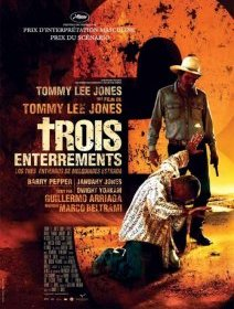 Trois enterrements - Tommy Lee Jones - critique