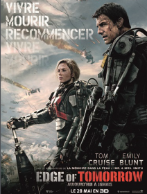 Edge of tomorrow - le nouveau trailer