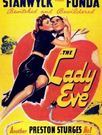 Un cœur pris au piège (The Lady Eve) - la critique du film