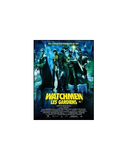 Box-office international : Watchmen pas fréquentable