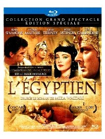 L'égyptien - la critique + le test blu-ray