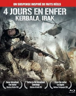 4 jours en Enfer : Kerbala, Irak - la critique du film + le test Blu-ray
