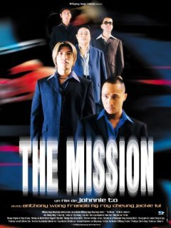 The Mission - Johnnie To - critique