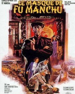 Le masque de Fu Manchu - la critique du film
