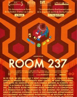 Room 237 - le Test DVD du documentaire sur Shining