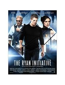 The Ryan initiative - quatre minutes du nouveau Jack Ryan
