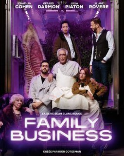 Family Business - la critique de la série