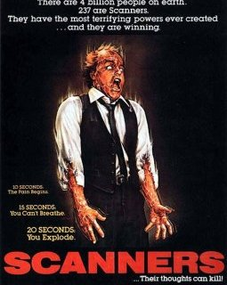 Scanners - David Cronenberg - critique