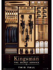 Kingsman : The secret service - le premier trailer