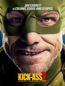 Jim Carrey ne fera pas la promotion de Kick-Ass 2