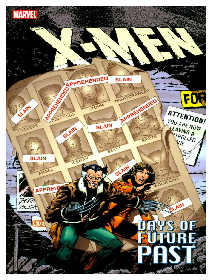 X-Men Days of Future Past : les premières images