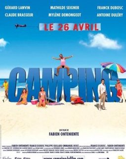 Camping - la critique du film