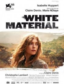 White material - la critique