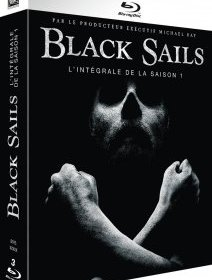 Black Sails saison 1 - la critique + le test blu-ray