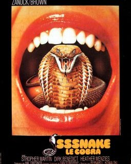 Ssssnake, le Cobra - la critique du film