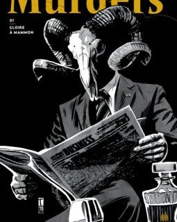 Black Monday Murders . T1. Gloire à Mammon - La chronique BD