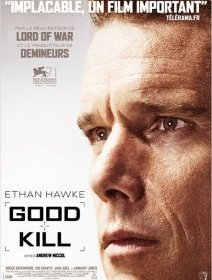 Good kill : Andrew Niccol retrouve Ethan Hawke