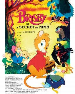 Brisby et le secret de Nimh - la critique + le test blu-ray