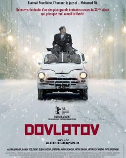 Dovlatov - la critique du film
