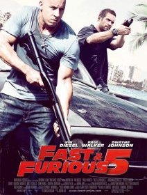 Fast and Furious 5 (Fast & Furious 5) - la critique