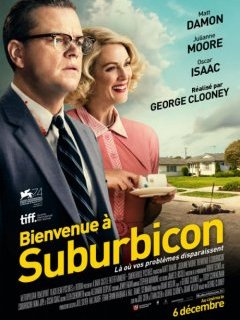 Bienvenue à Suburbicon - la critique du film