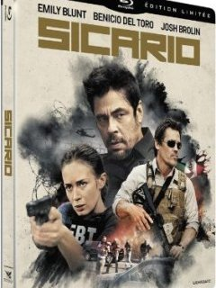 Sicario - Le Test Blu-ray