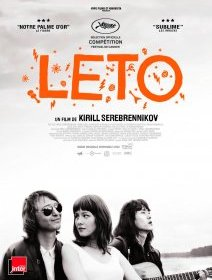 Leto - la critique du film