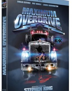 Maximum Overdrive - le test Blu-ray