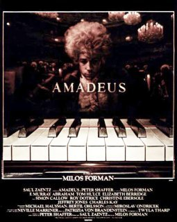 Amadeus - la critique + test Blu-ray