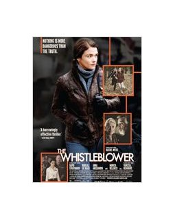 Seule contre tous (The Whistleblower) - la critique