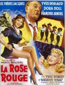 La Rose rouge - la critique du film