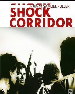 Shock corridor - le test Blu-ray