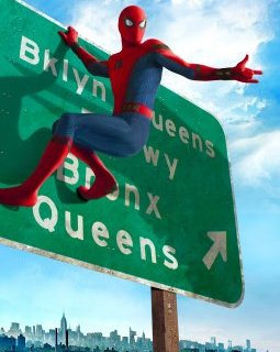Spider-Man Homecoming en trois affiches teasers VF