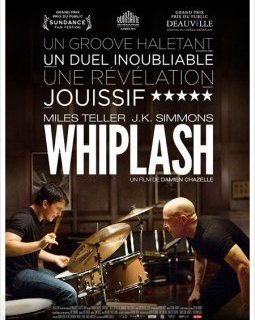 Whiplash - la critique du film