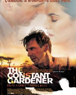 The constant gardener - la critique + test DVD