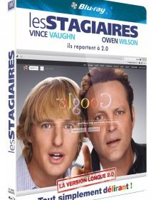 Les stagiaires - le Google Movie en test blu-ray