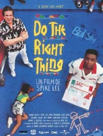 Do the right thing - la critique du film