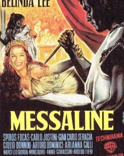 Messaline - la critique du film + le test DVD