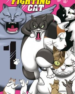 Street Fighting Cats T1 – La chronique BD