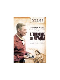 L'homme du Nevada - la critique + le test DVD