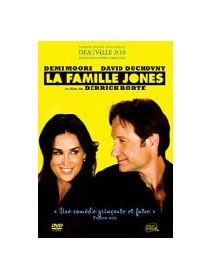 La famille Jones - le test DVD