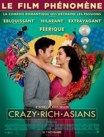 Crazy Rich Asians - la critique du film