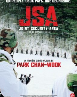 JSA-Joint Security Area - Park Chan-wook - critique