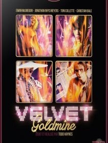 Velvet Goldmine - la critique du film et le test blu-ray
