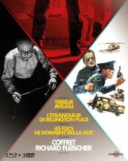 Coffret Richard Fleischer - le test blu-ray