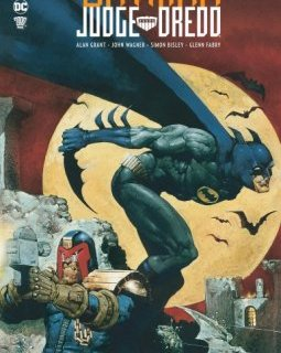 Batman Judge Dredd - La chronique BD