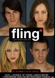 Fling / Lie to me - Posters