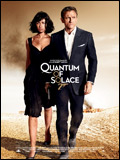 Quantum of Solace, record du Bond